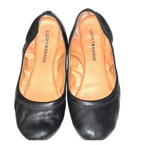 Lucky Brand ballet flats,  size 8.5